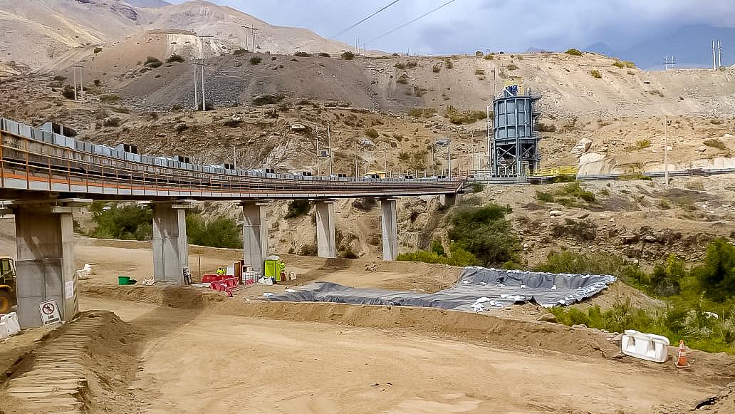 Puente Piuquenes
