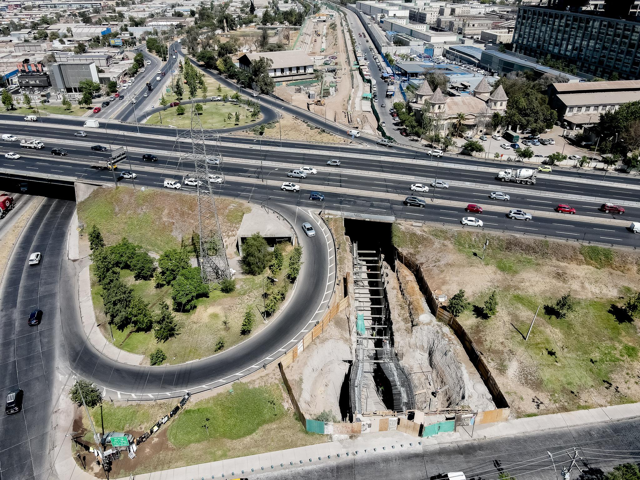 Construcción Parque Inundable Intercomunal Víctor Jara