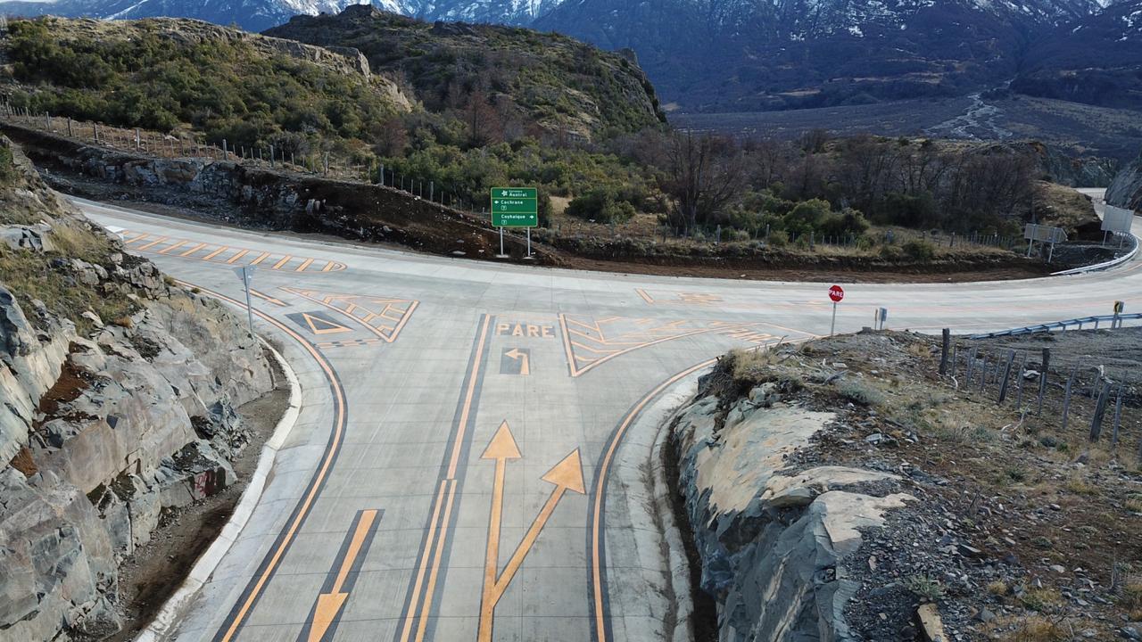 Camino Austral Ruta 7 Cerro Castillo